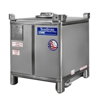 Steel & Stainless Steel IBC