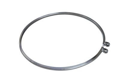Bolted Clamp Ring Zinc Plated