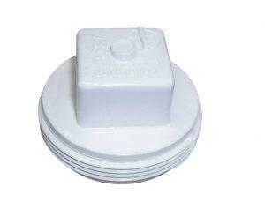 """PVC Shipping Seal for 2"""" Ball Valve"""