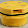 """Poly Chemplas Double Relief Pressure/Vac Vent with Viton O-Rings 2"""""""