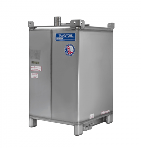 Transtore stainless steel tote ibc 550 gallon