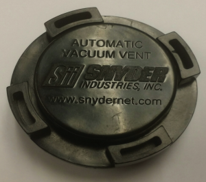 """2"""" Poly Vacuum Vent"""
