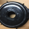 """7"""" Poly Cap for Vent (cap only)"""