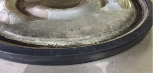"""22-1/2"""" Clamp Ring Protector"""