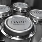 Transtore stainless wine barrels etched customer logo