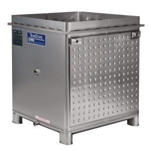 Transtore open top fermentation tank
