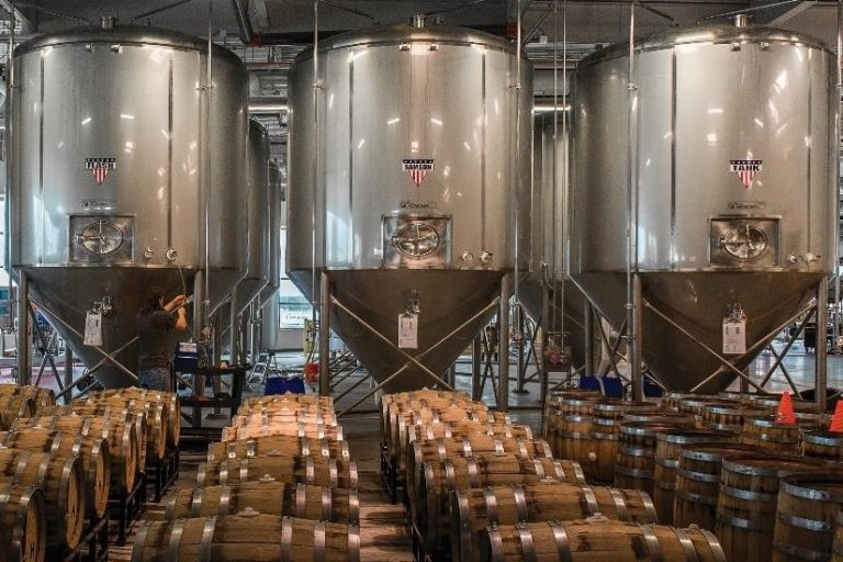 US craft brewery fermenters